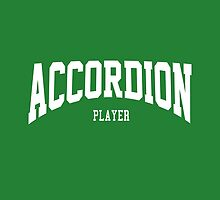 Accordion Player by ixrid