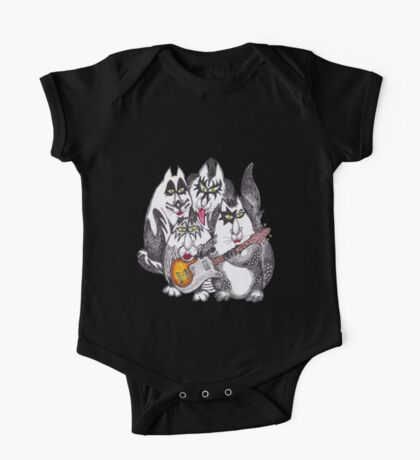 KISScats One Piece - Short Sleeve
