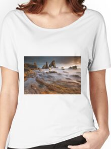 Crohy Head / Co Donegal / Ireland Women's Relaxed Fit T-Shirt