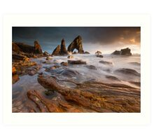 Crohy Head / Co Donegal / Ireland Art Print