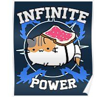Infinite power - vr.1 Poster