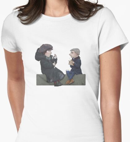 setlock Womens Fitted T-Shirt