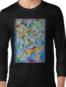 Orchid--Reveal Long Sleeve T-Shirt