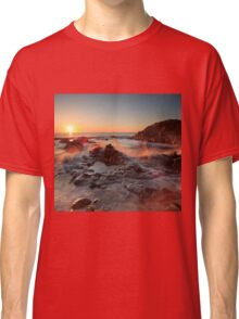 The Giant's Causeway , Co Antrim , Northern Ireland Classic T-Shirt