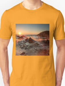 The Giant's Causeway , Co Antrim , Northern Ireland Unisex T-Shirt