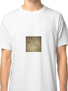 Monkey Drinks Master's Wine Classic T-Shirt