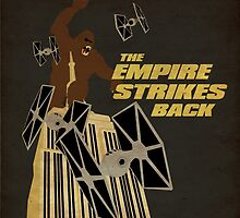 The Empire Strikes Back by saucedesigns