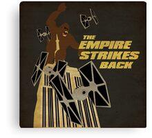 The Empire Strikes Back Canvas Print