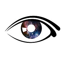 Space Eye Photographic Print