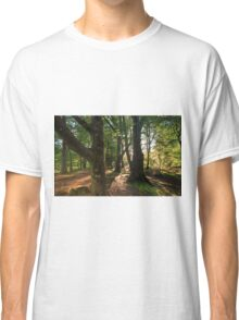 The Irish Forest / Game of Thrones location Classic T-Shirt