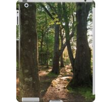 The Irish Forest / Game of Thrones location iPad Case/Skin