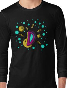 Letter D - My Initial Long Sleeve T-Shirt