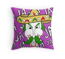 EL JOKER Throw Pillow