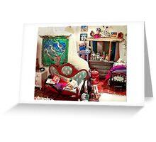 La Casita Greeting Card