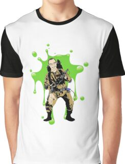 GhostBuster Bluth Graphic T-Shirt