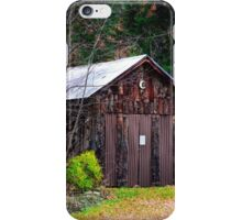 Mountain Shed iPhone Case/Skin