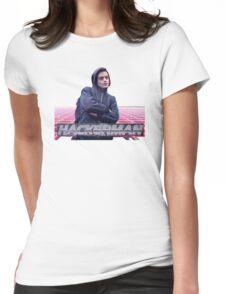 Alias T... Elliot. Womens Fitted T-Shirt