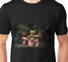 Froggy Shroom Jam Unisex T-Shirt