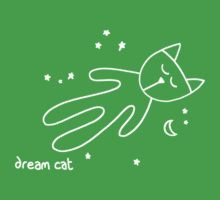 dream cat Kids Tee