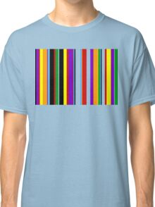 Streams of Colour Classic T-Shirt