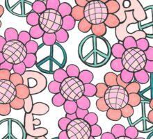 Flower Power 8   2016 Sticker
