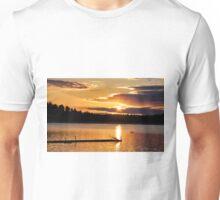 Golden swan T-Shirt