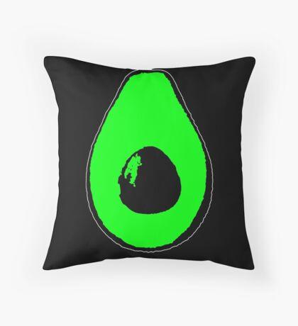 Avocado Squad - Phase I Throw Pillow