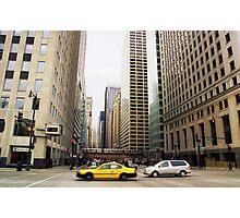 Chicago Motion Photographic Print
