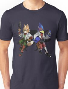 Fox and Falco Unisex T-Shirt