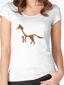 FOX!  Women's Fitted Scoop T-Shirt