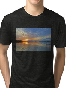 Big Sky Morning Tri-blend T-Shirt
