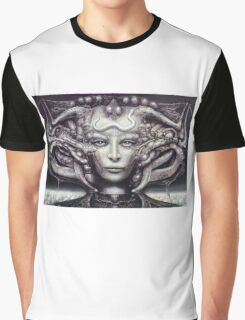 hr geiger Graphic T-Shirt