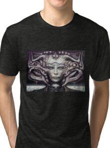 hr geiger Tri-blend T-Shirt