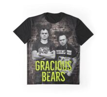 ShadowBears (De-Saturated) Graphic T-Shirt