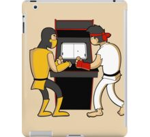 Showdown! iPad Case/Skin