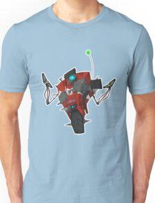 Badass Claptrap Sticker Unisex T-Shirt
