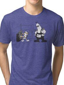 Steam-drome Mikey Tri-blend T-Shirt