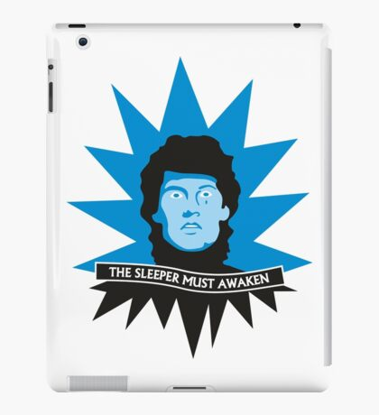 The Sleeper Must Awaken iPad Case/Skin