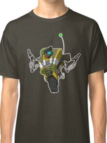 Soldier Claptrap Sticker Classic T-Shirt