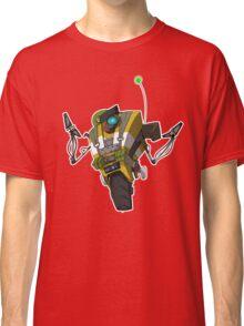 Soldier Claptrap Sticker Classic T-Shirt