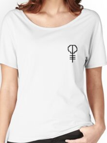 Skeletøn clique  Women's Relaxed Fit T-Shirt