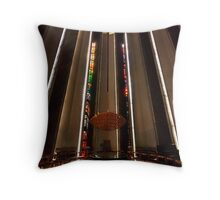 Chapel of Unity, Coventry Cathedral Throw Pillow