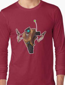 Jakob's Claptrap Sticker Long Sleeve T-Shirt