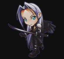 Sephiroth Chibi by Julia Lichty