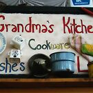 Grandma's Kitchen 2 by virginian