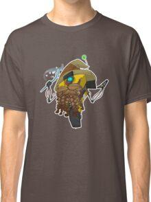 Wizard Claptrap Sticker Classic T-Shirt