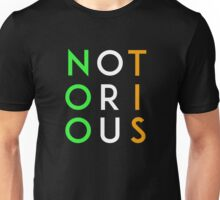 Notorious - Ireland Unisex T-Shirt