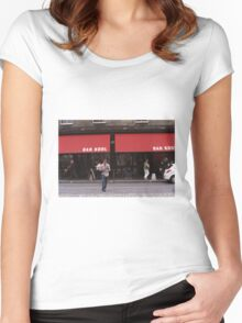 Bar Kohl Women's Fitted Scoop T-Shirt