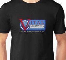 Vital Information With Lori Beth Denberg Unisex T-Shirt