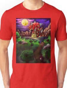 Red Gyarados Unisex T-Shirt